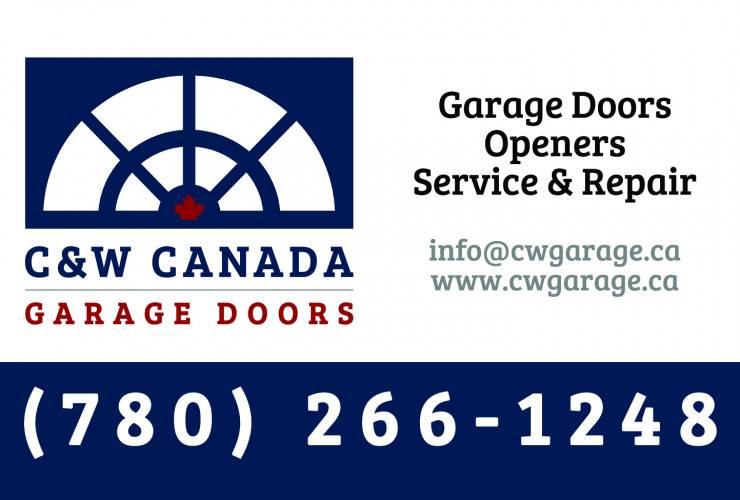 Installation Edmonton Garage Door Repair C W Canada