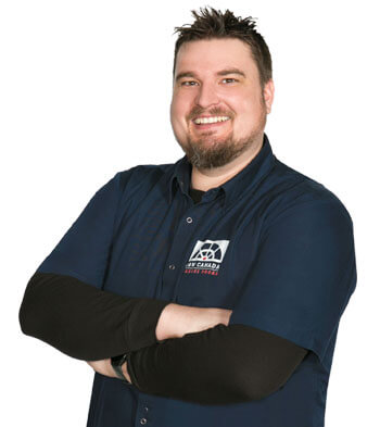 Chris Wilke - Owner, C&W Canada Garage Doors